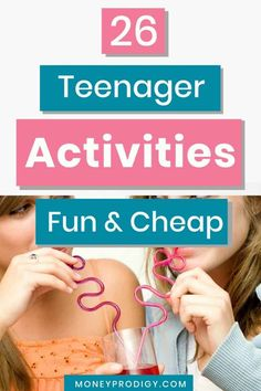 What's teen stuff to do when bored? These teenager activities ideas are just PERFECT for my teens (a Fun Games For Teenagers, Activities For Girls, Raising Teenagers, Parenting Teenagers, Rainy Day Activities, Indoor Activities, Summer Activities, Family Activities, Kids Fun