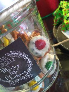 Chocolates navideños