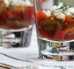 Goat Cheese, Finger Foods, Salsa, Spicy, Stuffed Peppers, Diet, Tableware, Ethnic Recipes, Kitchen