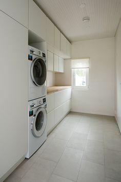 Modern Laundry Rooms, Building A House, Home Appliances, Dream Houses, Interior Design, Room Ideas, Future, Live, Home Decor