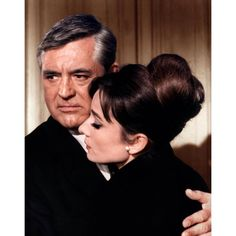 """"""" #carygrant #audreyhepburn #1960s #classichollywood #oldhollywood #vintagehollywood #retro #classic #vintage #blackandwhite #nofilter #Charade #icons…"""""""