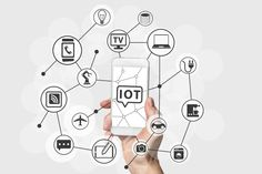 Startup IoTech, Objets connectés, Internet of Things ou IoT, Internet des objets ou IdO