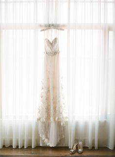 Elegant Californian real wedding