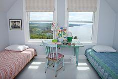 Children's room in Nova Scotia. Photo: Tony Cenicola/The New York Times