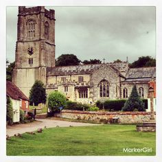church aldbourne England where I had the blessing of my marriage