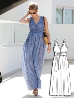 Yacht Style: 12 New Sewing Patterns – Sewing Blog | BurdaStyle.com