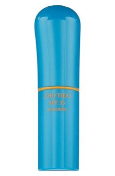 Shiseido Sun Protection Lip Treatment SPF 35 available at #Nordstrom