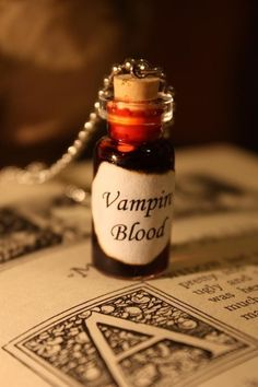 Vial of Vampire Blood