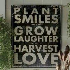Garden Signs To Delight