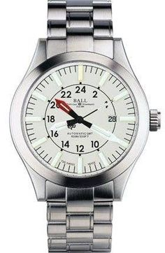 @ballwatchco Aviator GMT #bezel-fixed #bracelet-strap-steel #brand-ball-watch-company #case-depth-12-8mm #case-material-steel #case-width-44mm #date-yes #delivery-timescale-1-2-weeks #dial-colour-white #gender-mens #gmt-yes #luxury #movement-automatic #official-stockist-for-ball-watch-company-watches #packaging-ball-watch-company-watch-packaging #subcat-ball-gmt #subcat-engineer-master-ii #supplier-model-no-gm1086c-sj-wh #warranty-ball-watch-company-official-2-year-guarantee #water-res...