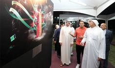 In a glittery ceremony, the Bahrain Light Festival was launched by H.E. the Minister of Industry, Commerce, and Tourism, Mr. Zayed bin Rashid Al Zayani in the presence of the Chief Executive Officer of the Bahrain Tourism and Exhibitions Authority Sheikh Khaled Bin Humood Al Khalifa.