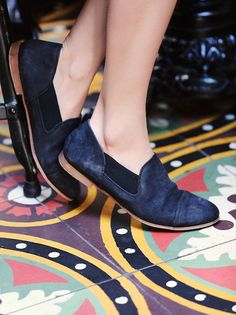 15 Show-Stopping Loafers You Could Wear for a Night Out | Brit + Co