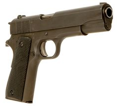 This can be my 15th anniversary gift from you. Colt 1911.  