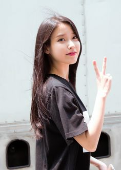 Uploaded by princess. Find images and videos about kpop, iu and lee ji eun on We Heart It - the app to get lost in what you love. Kpop Girl Groups, Kpop Girls, Korean Beauty, Asian Beauty, Korean Celebrities, Celebs, Korean Girl, Asian Girl, Eun Ji