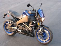 Buell Lightning XB9SX