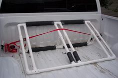 bike rack for truck bed - Google Search.  could be useful in the future