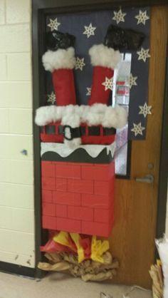 Christmas Classroom Door Decorations Google Search Christmas