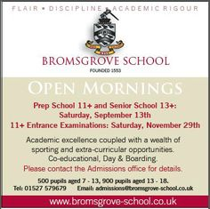 Bromsgrove School - News