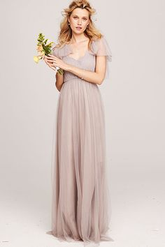 Kenny Yoo 'Annabelle' Convertible Tulle Column Dress - comes in a variety of colors!!!