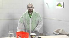Renovar paredes, suelos, encimeras y muebles con resina de pintura.