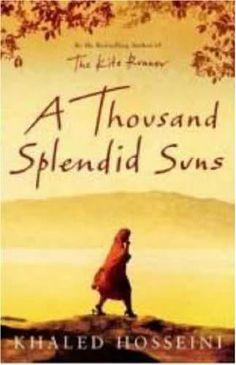 "A thousand splendid suns - Khaled Hosseini. This man understands the soul, the mechanisms and conditions of being ""human""  One of the best books I have ever read. Took my breath away."