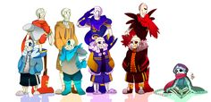 Gang Is All Here by Bunnymuse.deviantart.com on @DeviantArt