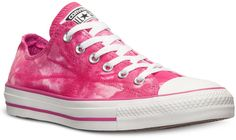 Converse Women's Chuck Taylor Ox Tie-Dyed Casual Sneakers from Finish Line