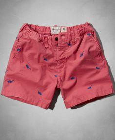 Abercrombie Campus Fit Shorts