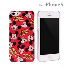 Disney Oh! Mickey and Friends iPhone 5 Case (Mickey Mouse)
