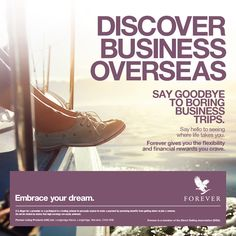 Are you ready for a change? The Forever opportunity has helped millions of people all over the world look better, feel better and live the life of their dreams. Discover Forever's Incentives. Hello Life, Say Hello, Way Of Life, The Life, Aloe Vera, Forever Living Business, Travel The World For Free, Forever Aloe, Just Dream