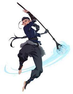 ice warrior, Mako: JF