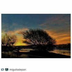 Otro día que está por terminar  pero mañana amanecerá de nuevo  #SienteGalicia Fotografía  de @miguitadepan ・・・ #rinconesdegalicia #lugaresmagicos #Galicia #GaliciaCalidade #GaliciaMola #GaliciaVisual #GaliciaMáxica