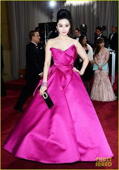 Fan Bingbing - Oscars 2013 Red Carpet