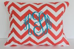 Hey, I found this really awesome Etsy listing at https://www.etsy.com/listing/150661260/monogrammed-pillow-personalized-home