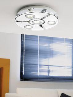 LED ceiling luminaire CABO