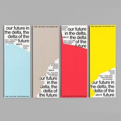 week our project 'Our Future in the Delta, . - Last week our project 'Our Future in the Delta, . -Last week our project 'Our Future in the Delta, . - Last week our project 'Our Future in the Delta, . Layout Design, Flugblatt Design, Buch Design, Logo Design, Delta Design, Design Food, Label Design, Brochure Indesign, Template Brochure