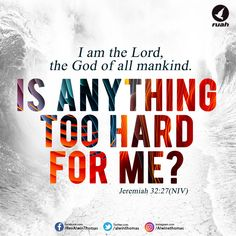 Jeremiah 32:17 (NKJV) #dailybreath #bibleverse #ruahministry #alwinthomas #God #hard