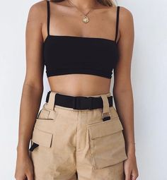90s style | 90s fashion | square neck crop top | summer style | fashion | #ootd