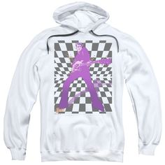 """Checkout our #LicensedGear products FREE SHIPPING + 10% OFF Coupon Code """"Official"""" Elvis / Let's Rock-adult Pull-over Hoodie - Elvis / Let's Rock-adult Pull-over Hoodie - Price: $49.99. Buy now at https://officiallylicensedgear.com/elvis-let-s-rock-adult-pull-over-hoodie"""