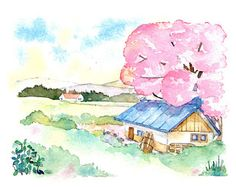 Art Collection: Watercolor 13