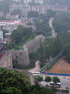 Nanjing City Wall   Flickr - Photo Sharing ...