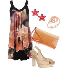Tropic Punch, created by mismel on Polyvore