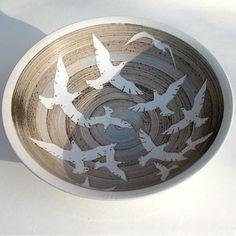 wheel thrown pottery ideas   wheel thrown pottery ideas   Hand Thrown Stoneware Bowl - ...   Ceram ...