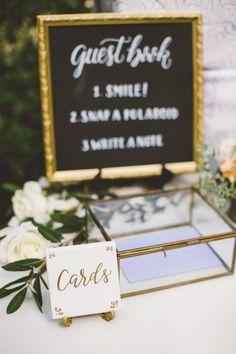 special wedding card box