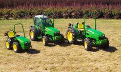 Tractores Milenio Articulados y Fruteros