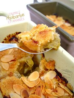 Flan Dessert, Happy Vegan, Rhubarb Recipes, Baked Goods, Sweet Recipes, Macaroni And Cheese, Brunch, Food And Drink, Puddings