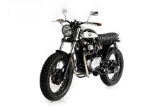 Honda CB 200 by Deus