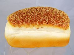 Loaf of Bread with Sesame Seeds - Fake Bread Loaf with Sesame Seeds  Artificial bread loaf with sesame seeds  Fake bread loaf with sesame seeds is soft to the touch