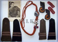 Insignia of Corporal Franciszek Klimas of the (later) Armored Division. Military History, Badges, Division, Ww2, Britain, Patches, Polish, Black, Historia