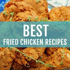 The BEST Chicken Fried Steak recipe online! This country fried steak is crunchy, crispy, and beyond flavorful. Cube steak recipes are taken to new heights. Fried Chicken Gizzard Recipe, Best Fried Chicken Recipe, Gizzards Recipe, Chicken Gizzards, Chicken Fried Steak, Fried Catfish, Chicken Tenders, Chicken Piccata, Steak Recipes